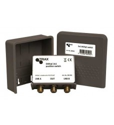 Triax DiSEqC 502 2-1 switch