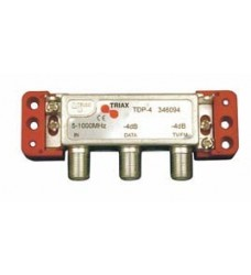 Triax TDP-04 data afgrener -4dB